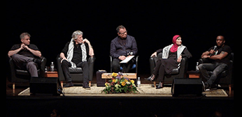 Not Backing Down Panel Discussion featuring Roger Waters, A panel on the backlash against pro-Palestinian voices