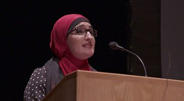 Linda Sarsour</br>Co-founder, MPower Change