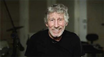 Welcome Video:</br>Roger Waters